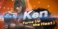 Ken به جمع مبارزان Super Smash Bros. Ultimate پیوست