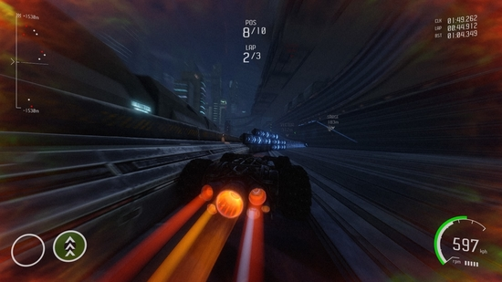 رانندگی به قصد نابودی | نقدها و نمرات بازی Grip: Combat Racing