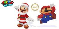 ظاهر ماریو به مناسبت کریسمس تغییر خواهد کرد
