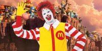 شخصیت Ronald McDonald در Super Smash Bros نخواهد بود