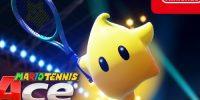 تریلر جدید Mario Tennis Aces، شخصیت لوما را نشان میدهد