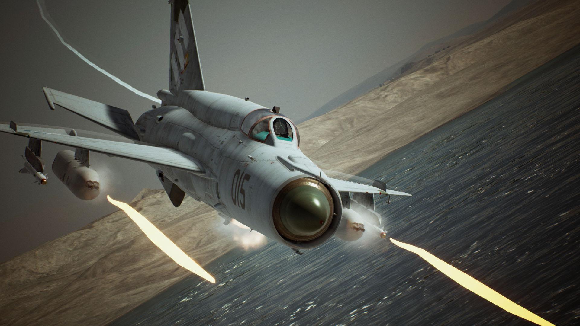 بازی The Ace Combat 7: Skies Unknown به ۵۰ ساعت زمان برای اتمام نیاز دارد