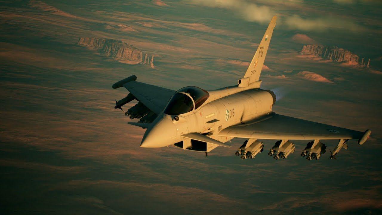 هواپیمای جدیدی برای بازی Ace Combat 7: Skies Unknown معرفی شد