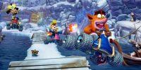 ویدئوی گیمپلی بخش Adventure Mode بازی Crash Team Racing Nitro-Fueled منتشر شد