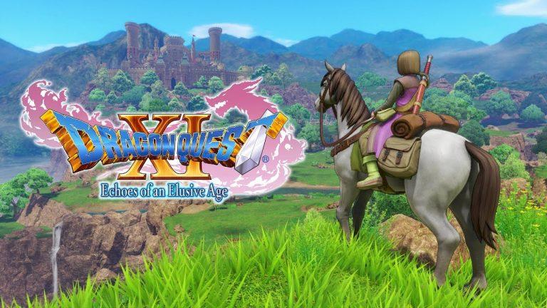 نسخهی دموی بازی Dragon Quest 11 S به زودی منتشر میشود