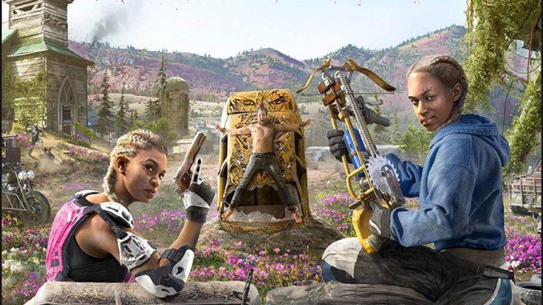 تصویر روی جلد بازی Far Cry: New Dawn لو رفت