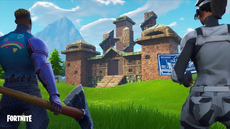 بخش جدید بازی Fortnite از امروز در دسترس بازیبازان قرار میگیرد