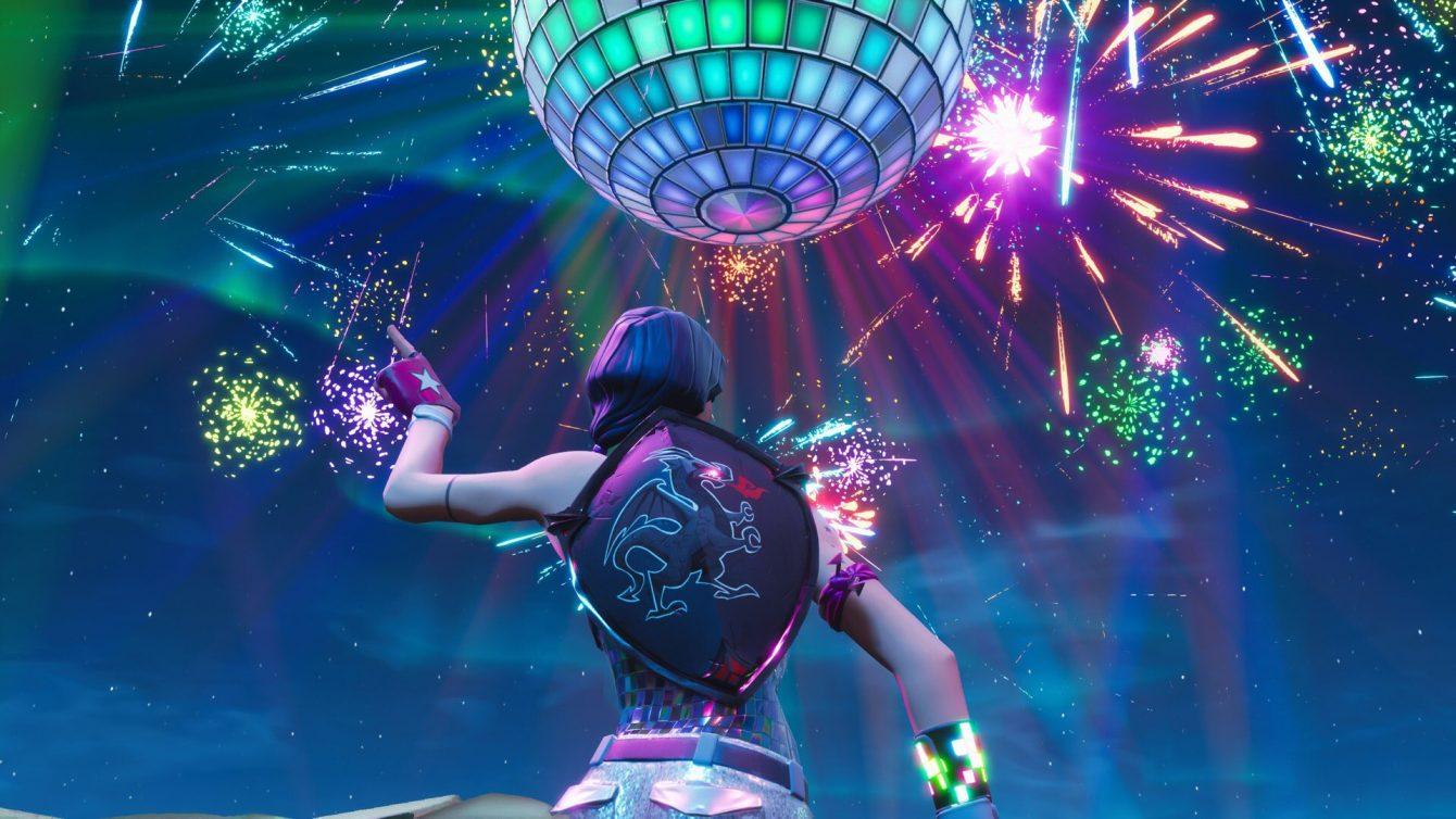 بازی Fortnite سال جدید را با رویدادی مخصوص جشن میگیرد