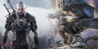 کراساور میان Monster Hunter: World و Witcher 3 هماکنون در دسترس است