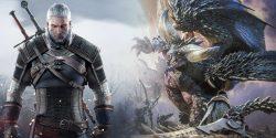 [تصویر:  Geralt-Monster-Hunter-World-250x125.jpg]