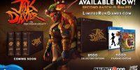 نسخهی فیزیکی محدود بازی Jak and Daxter: The Precursor Lagacy معرفی شد