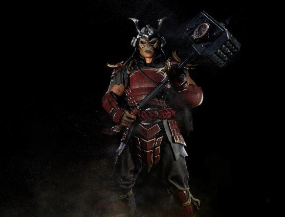 اولین تصویر از شخصیت Shao Kahn بازی Mortal Komabt 11 منتشر شد