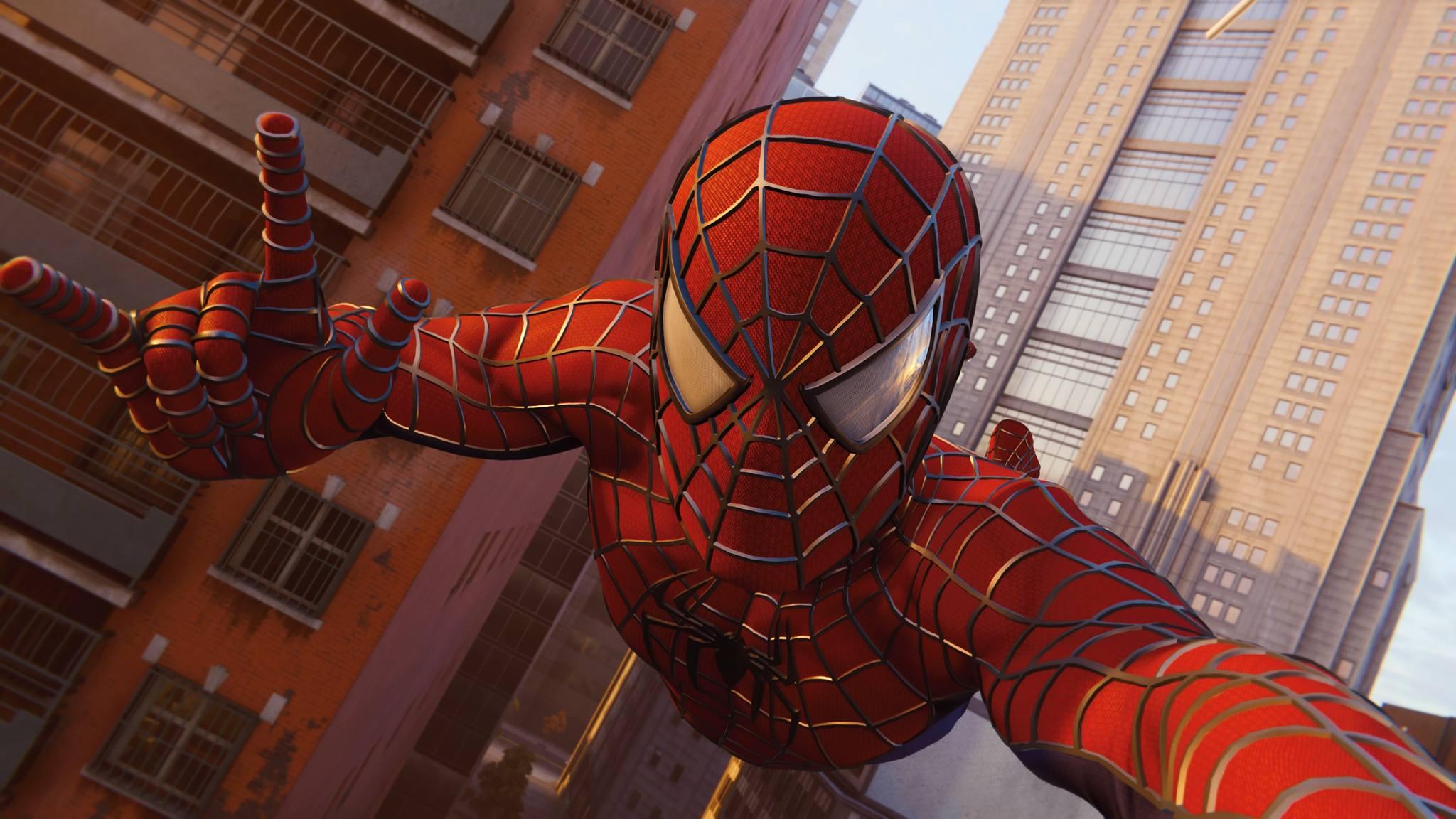 آیا شخصیت مرد عنکبوتی در بازی Avengers انحصاری بازیبازان پلتفرم پلیاستیشن ۴ خواهد بود؟