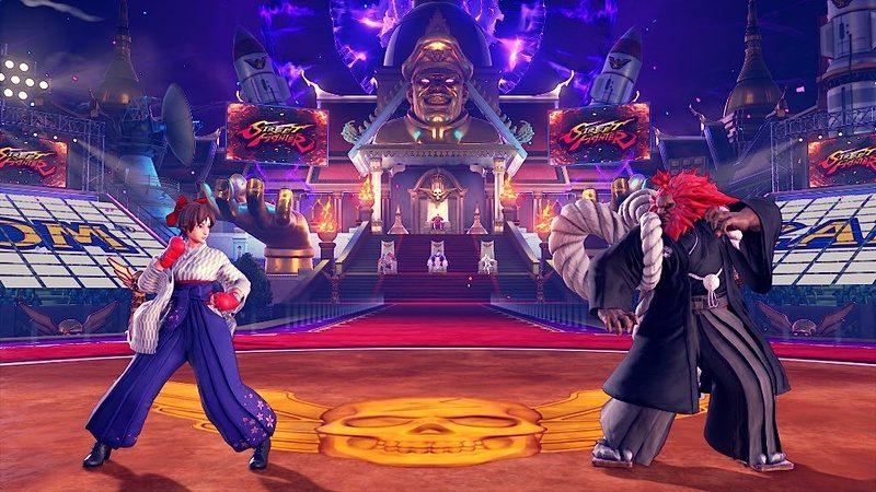 تبلیغات درون بازی Street Fighter V برای مدتی حذف شد