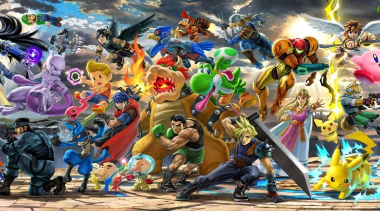 پشتیبانی از واقعیت مجازی امروز به Super Smash Bros. Ultimate اضافه میشود