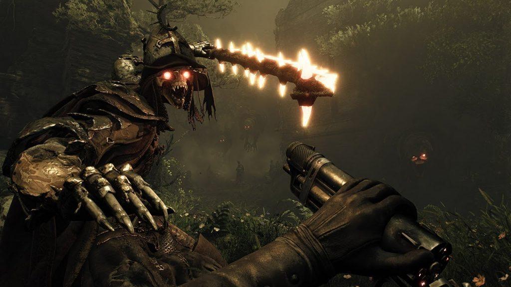 یک ویدئوی کوتاه از گیمپلی بازی Witchfire منتشر شد