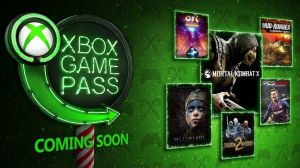 بازیهای جدید سرویسXbox Game Pass برای ماه دسامبر مشخص شدند