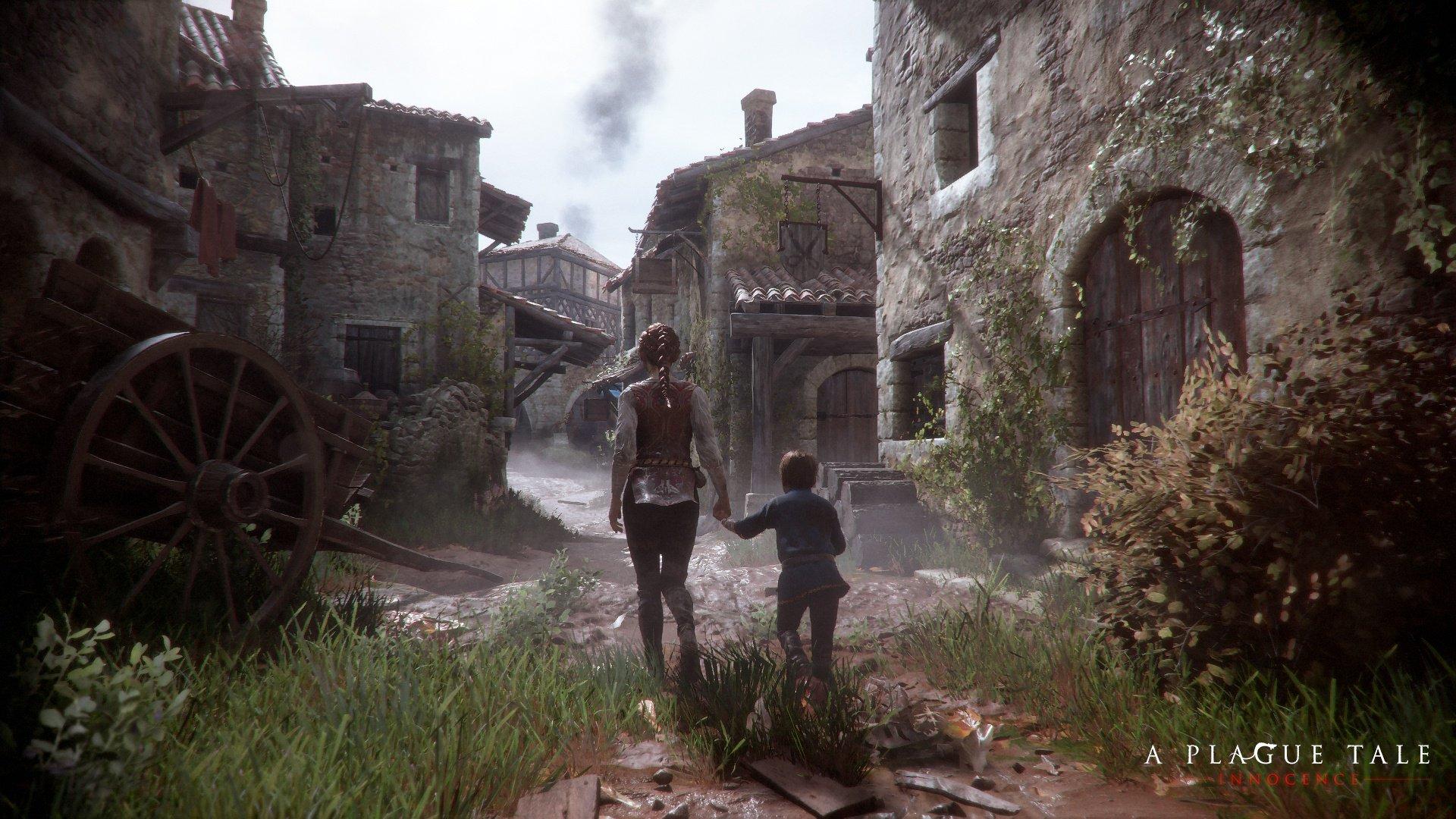 تصاویر زیبایی از بازی A Plague Tale: Innocence منتشر شد