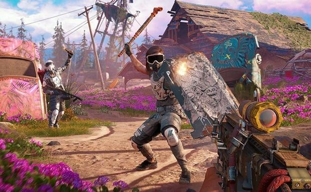میزان فضای مورد نیاز برای نصب نسخهی اکسباکس وان بازی Far Cry New Dawn مشخص شد