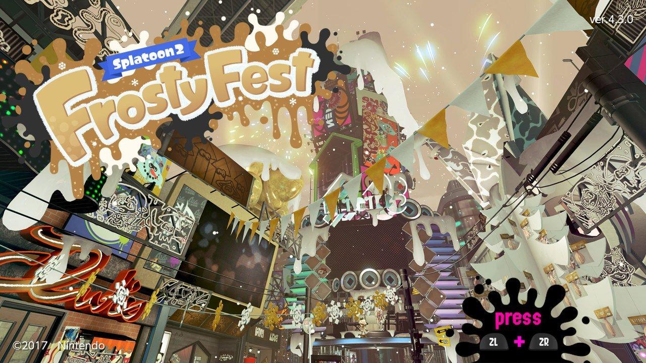 موضوع Splatfest جدید بازی Splatoon 2: خانواده یا دوستان؟