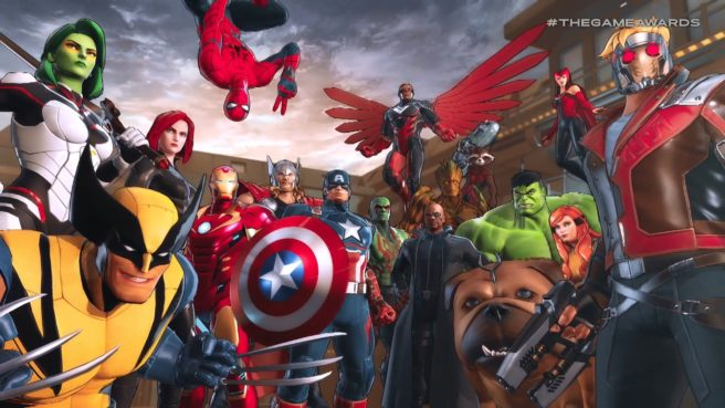 TGA 2018 | بازی Marvel Ultimate Alliance 3 رسما معرفی شد