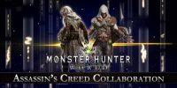 کراساوری بین بازی Monster Hunter: World و سری Assassin's Creed رخ خواهد داد