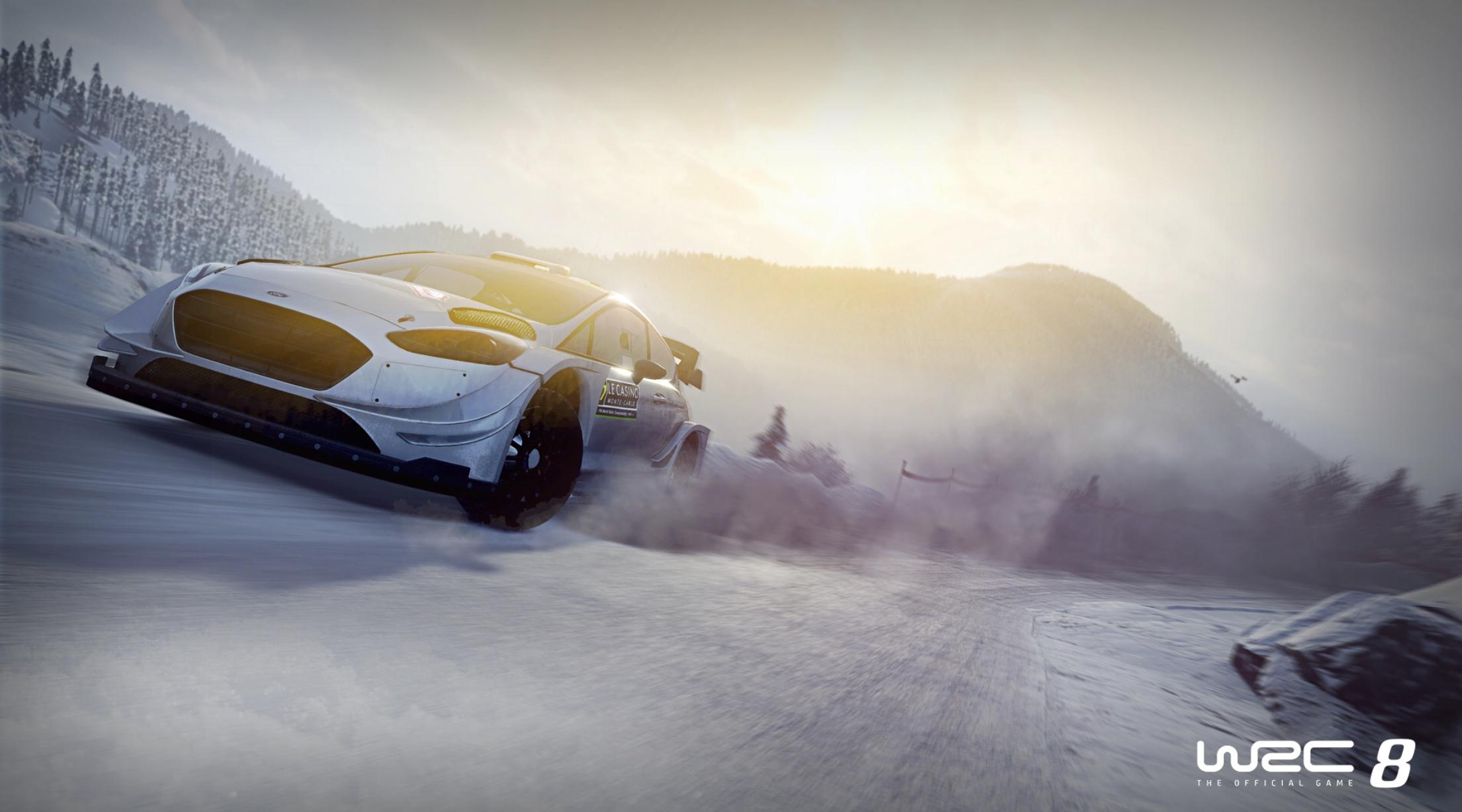 غوغای ماشینها در جادهی قدیمی | نقدها و نمرات بازی WRC 8 FIA World Rally