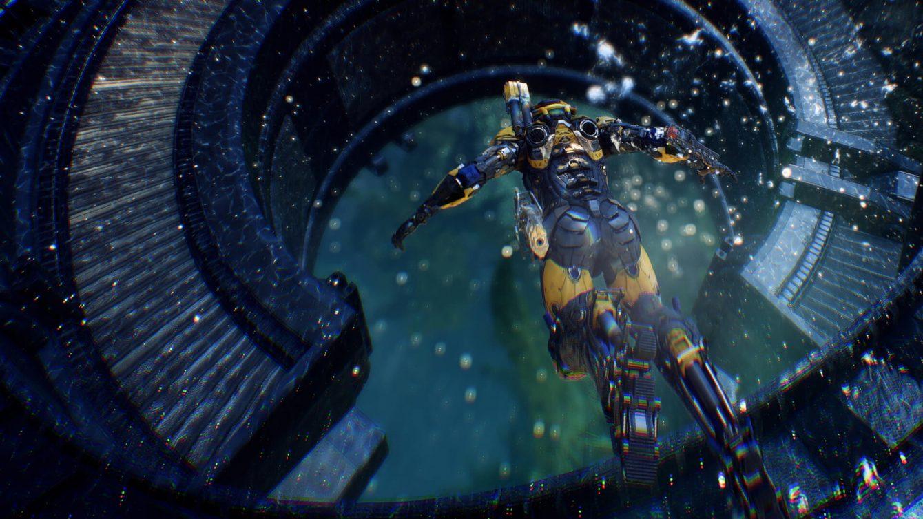 تریلر جدیدی از بازی Anthem منتشر شد
