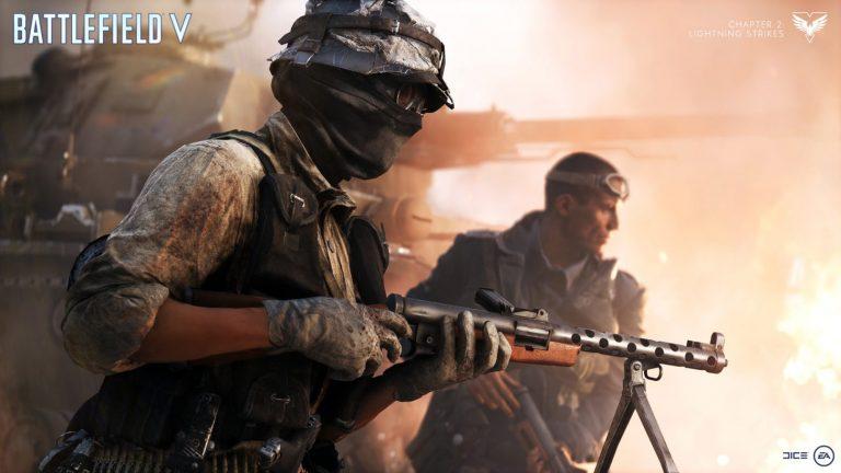 تریلر بخش بتل رویال بازی Battlefield V، امروز منتشر خواهد شد