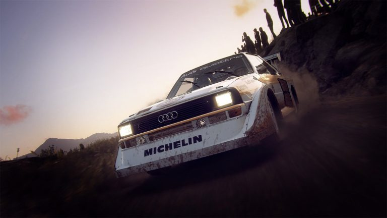ارتقای سیستم آسیبپذیری اتومبیلها در بازی DiRT Rally 2.0