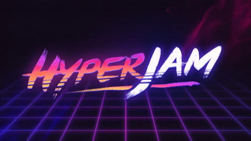 تاریخ انتشار بازی Hyper Jam اعلام شد