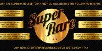 سرویس جدید Super Rare Club توسط شرکت Super Rare Games معرفی شد