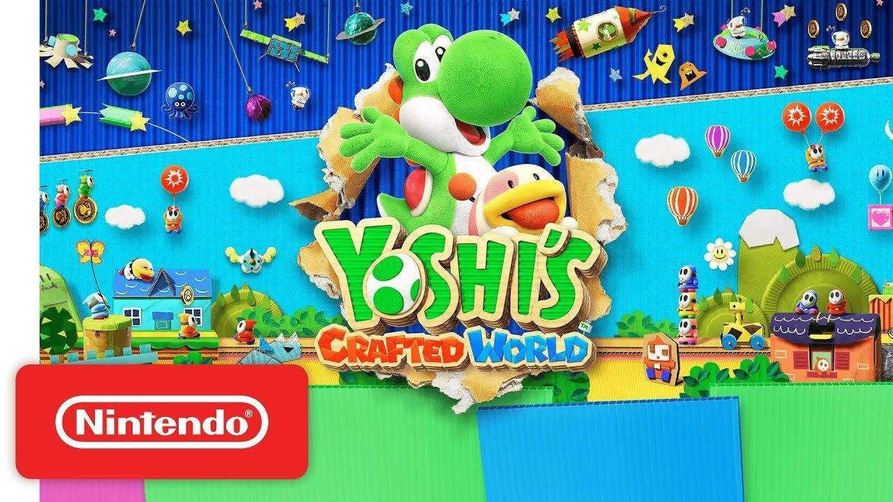 تاریخ انتشار عنوان Yoshi's Crafted World مشخص شد