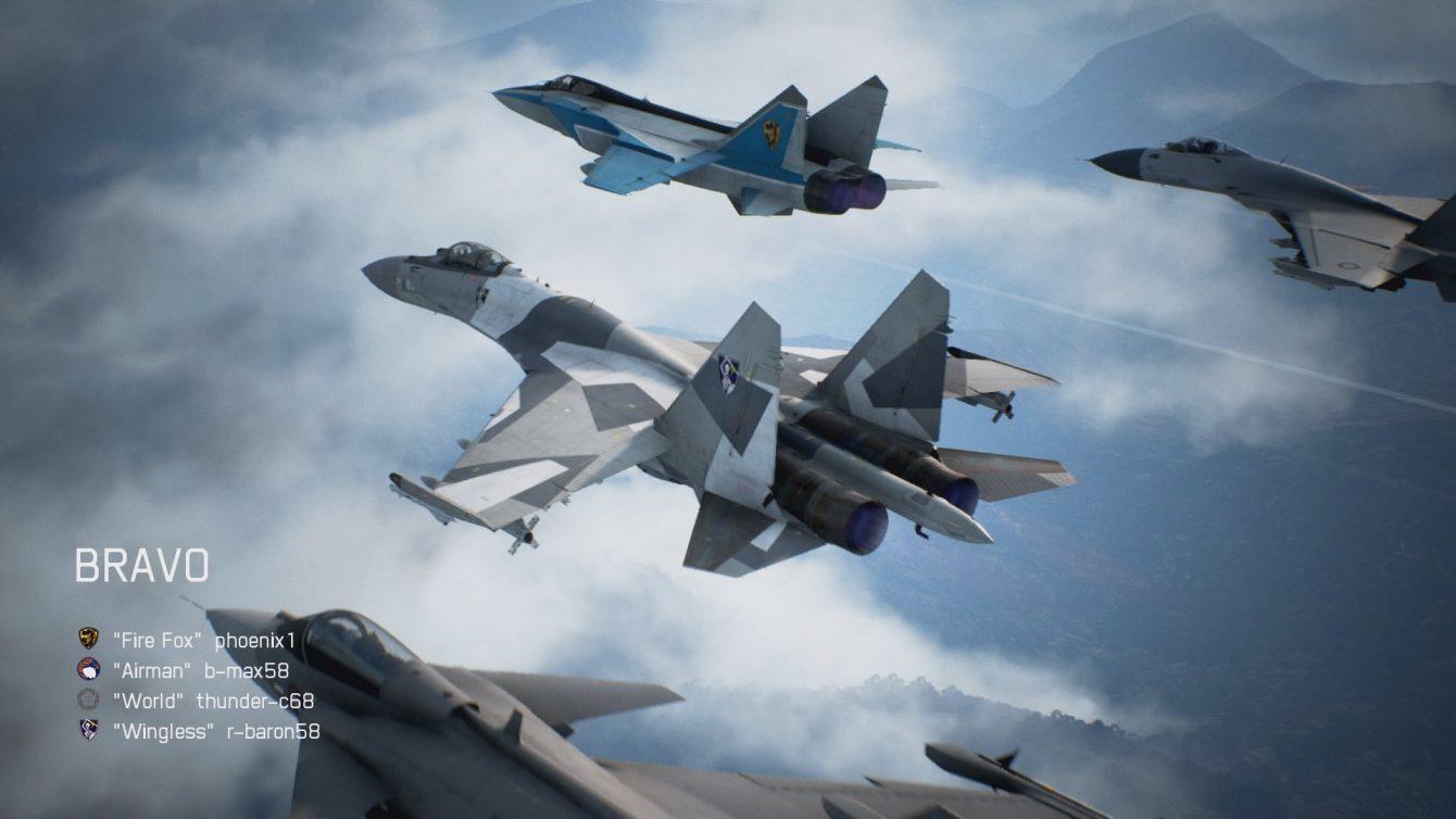 تریلر جدیدی از گیمپلی بازی Ace Combat: Skies Unknown منتشر شد