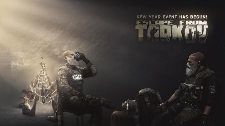 آغاز رویداد سال جدید بازی Escape From Tarkov