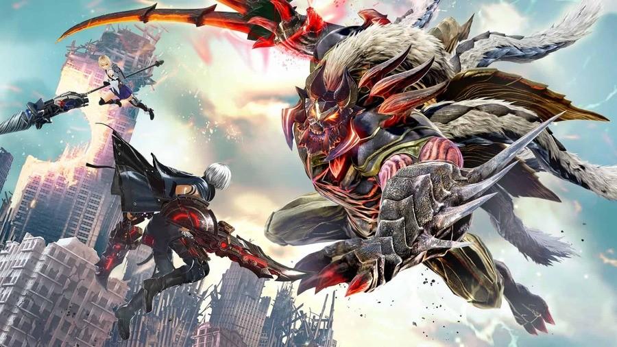 نسخهی دموی بازی God Eater 3 در دسترس قرار گرفت