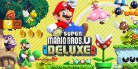 عنوان New Super Mario Bros. U Deluxe هماکنون برای نینتندو سوییچ در دسترس است
