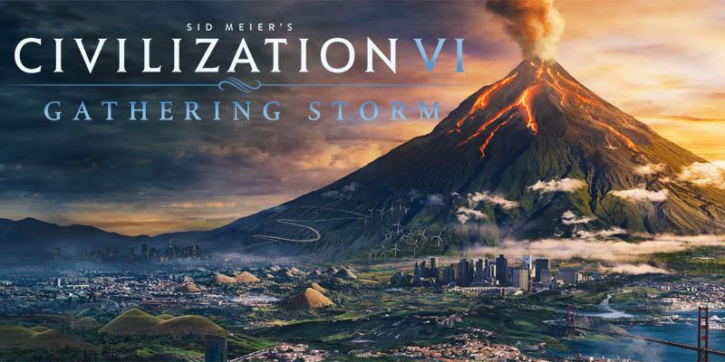 خشم طبیعت | نقدها و نمرات بازی Sid Meier's Civilization VI: Gathering Storm