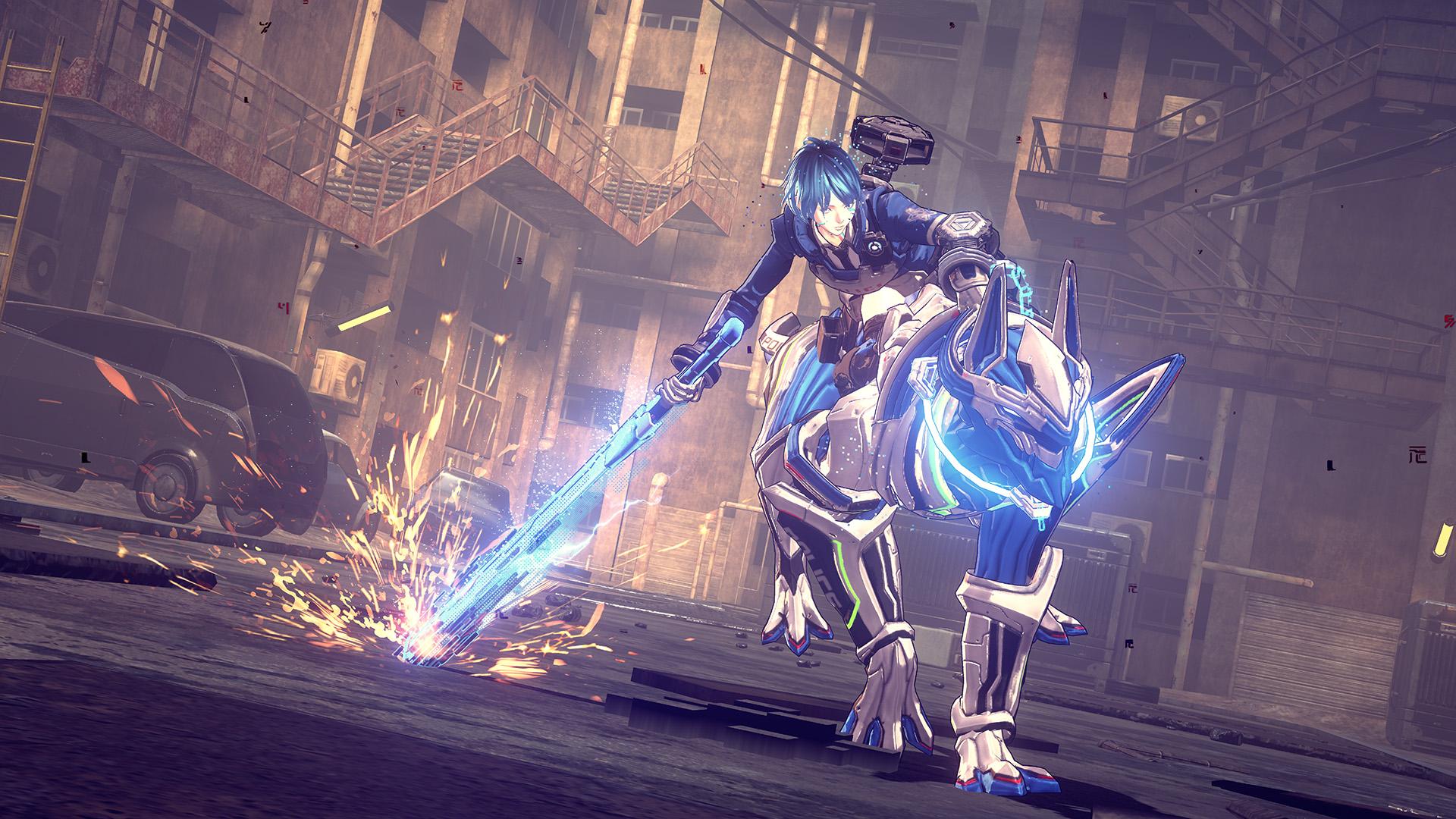 بازی Astral Chain ممکن است نسخهی اول یک سهگانه باشد