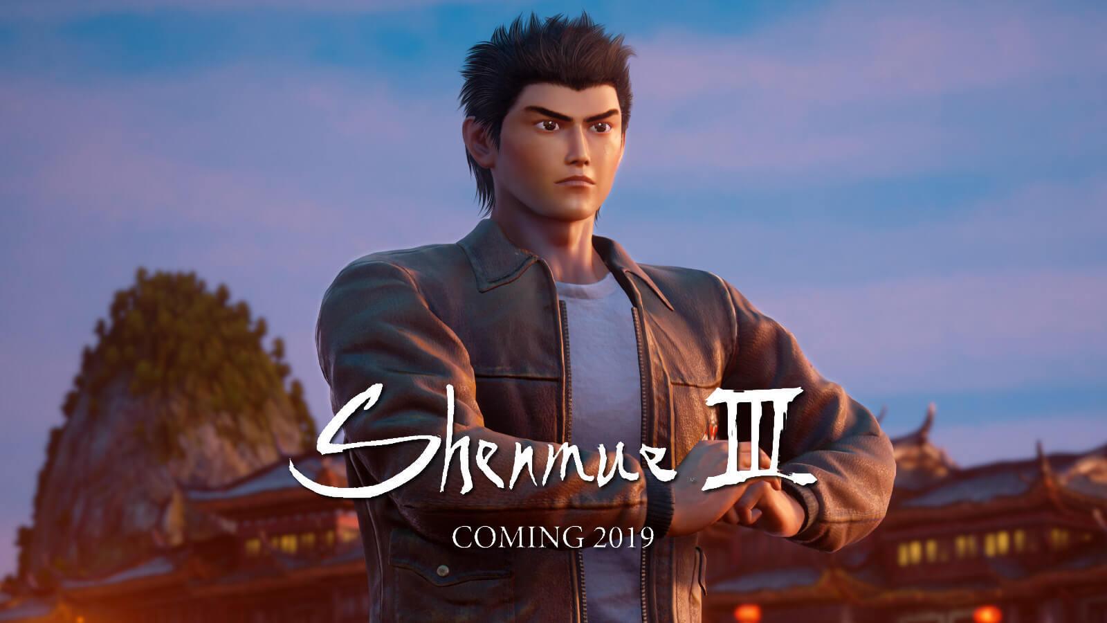 سازندگان Shenmue 3 در حال ارزیابی فروشگاه اپیک گیمز هستند