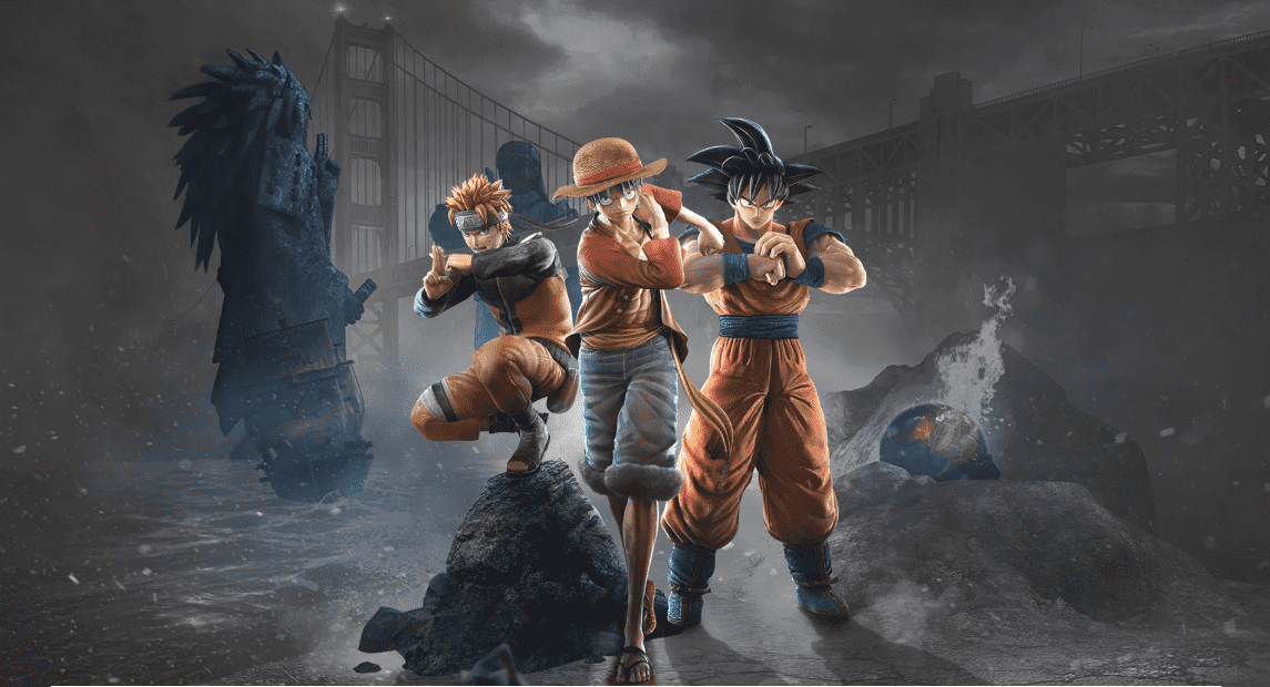 پایان تلخ گردهمایی شخصیتهای انیمه | نقدها و نمرات بازی Jump Force