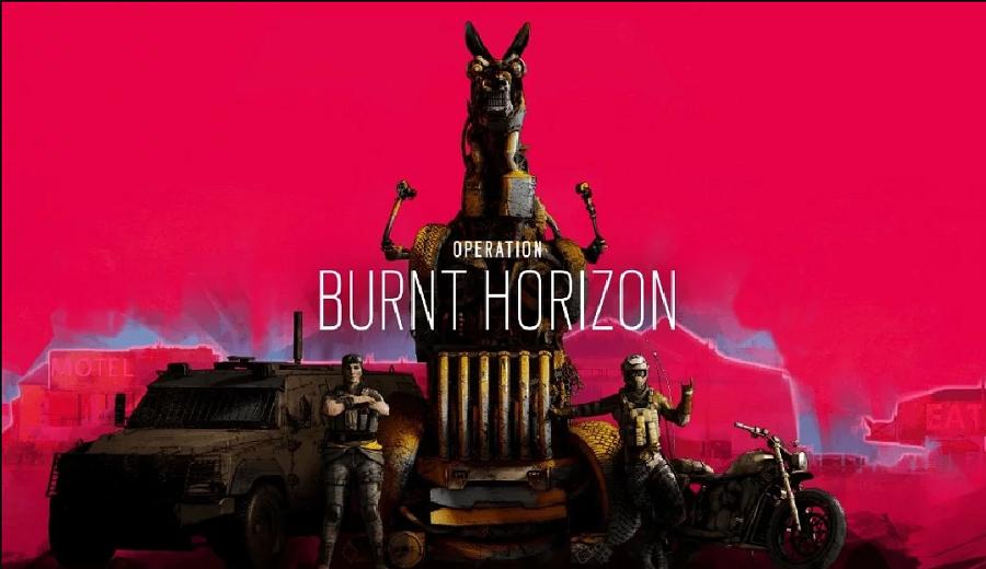 نخستین جزئیات از فصل بعدی Rainbow Six Siege با عنوان Operation Burnt Horizon منتشر شد