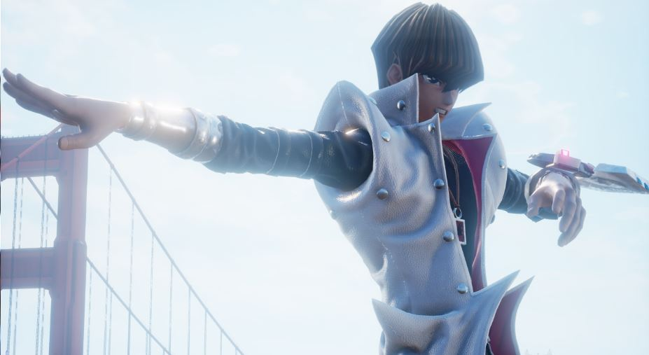 اولین شخصیت جدید بازی Jump Force معرفی شد