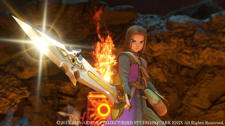 E3 2019 | تریلر جدید Dragon Quest XI S: Echoes of an Elusive Age منتشر شد