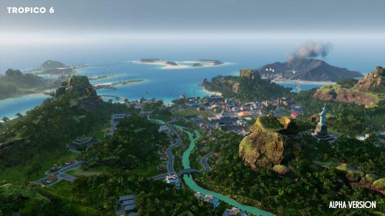 Tropico 6 برای رایانههای شخصی در دسترس قرار گرفت + تریلر زمان انتشار