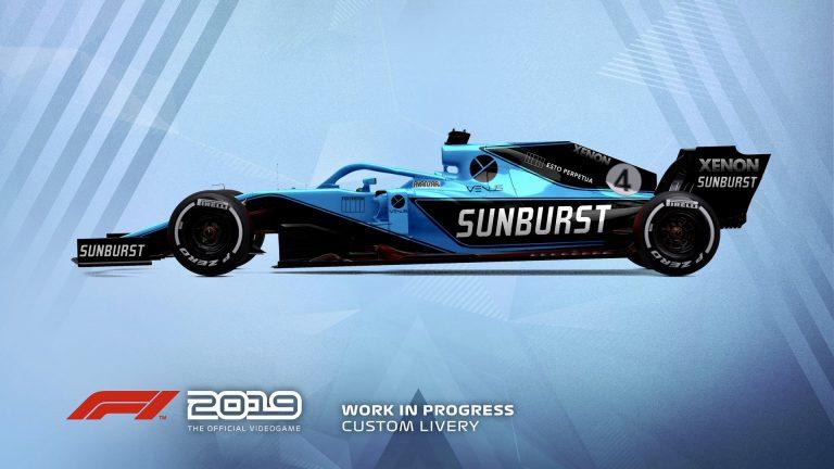 تصاویر جدید بازی F1 2019، پیشرفت گرافیکی این بازی را نمایش میدهند