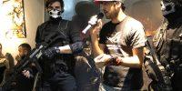 دورهمی رونمایی از بازی Crossfire – همکاری ایسوس و آریو گیم
