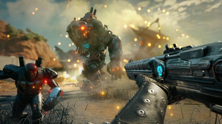 تاریخ انتشار دومین بهروزرسان بازی Rage 2 مشخص شد