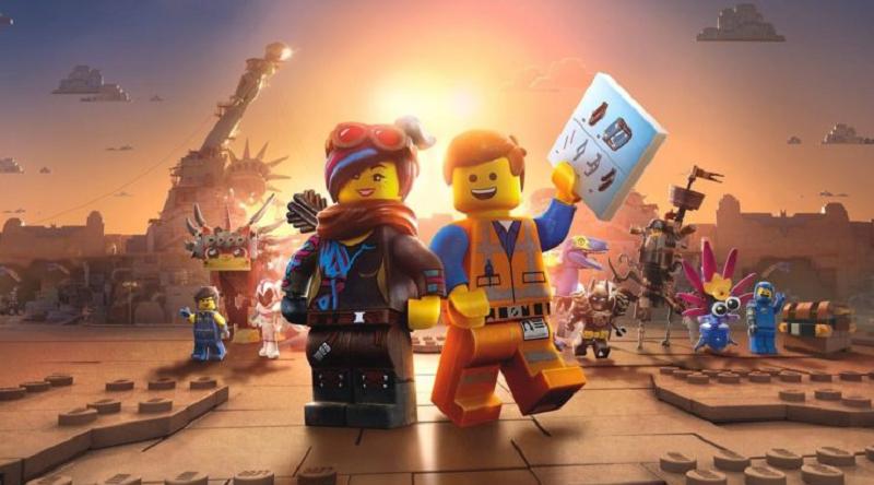 نسخه فیزیکی  LEGO Movie 2 Videogame برای نینتندو سوئیچ موجود شد