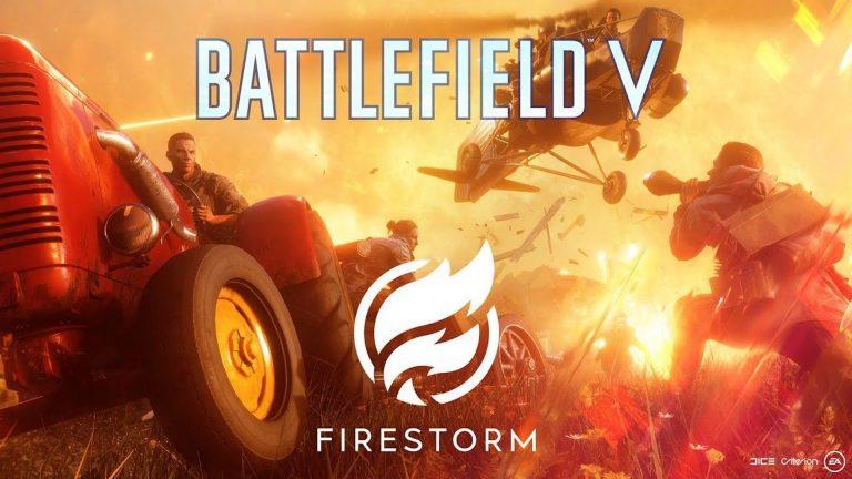 تریلری از گیم پلی بخش بتل رویال Battlefield V منتشر شد
